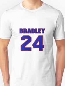 NFBL00947 football player Bradley Fletcher jersey 24 T-Shirt