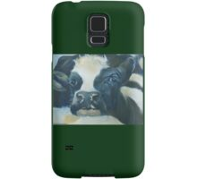 You Can Lean on Me Too --- Cow portrait Samsung Galaxy Case/Skin