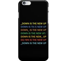 Radiohead - Down Is The New Up iPhone Case/Skin