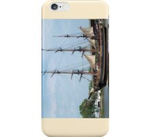 Bounty II - Heading Up Saginaw River iPhone Case/Skin