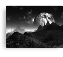 Shadows of the Night Canvas Print
