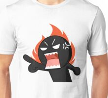 GREY Unisex T-Shirt