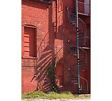 Spiral Stairway Photographic Print