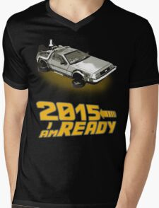 2015 Mens V-Neck T-Shirt