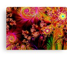The Colours of Nature Canvas Print