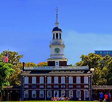 Philadelphia Landmark by DJ Florek