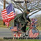 THANK YA, THANK YA VERY MUCH!!! by Robin D. Overacre