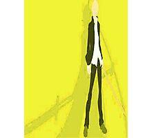 Persona 4 - Yu & Izanagi Photographic Print