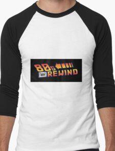 Back to the 80's Men's Baseball ¾ T-Shirt