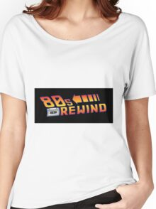 Back to the 80's Women's Relaxed Fit T-Shirt