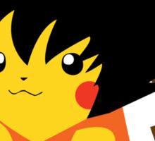 Gokachu Sticker