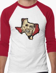 texas chainsaw wealder  Men's Baseball ¾ T-Shirt