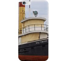 The Baltimore iPhone Case/Skin
