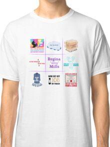 Regina Sassy Mills Classic T-Shirt