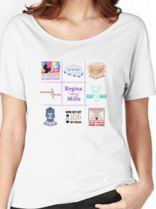 Regina Sassy Mills Women's Relaxed Fit T-Shirt