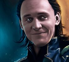 Loki of Asgard  by Erin Glidden
