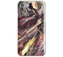 Flying Brown Dragonfly  iPhone Case/Skin