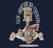Le Guru is You! by Paul  Reynolds