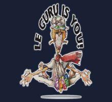 Le Guru is You! by Paul  Reynolds