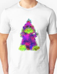 Psychedelic Bubble Duck: the T shirt T-Shirt