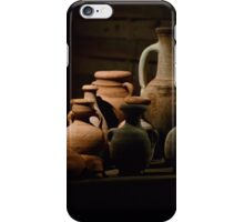 Pots of clay iPhone Case/Skin