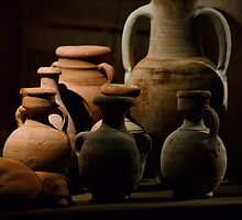 Pots of clay by JBlaminsky