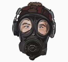 Gas Mask by juutin