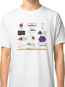 Once Upon a Time Quotes Classic T-Shirt