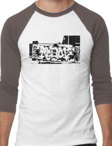 Graffiti  Men's Baseball ¾ T-Shirt