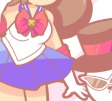 Sailor Bee Sticker