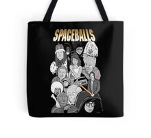 spaceballs character collage Tote Bag