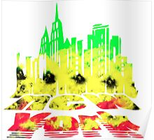 Rasta New York Poster