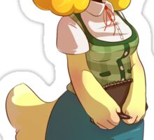 Animal Crossing New Leaf: Isabelle Sticker