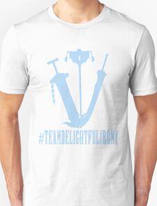 #teamdelightfulirony T-Shirt
