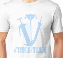 #teamdelightfulirony Unisex T-Shirt
