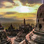 Stupa storing Buddha by Antti Muranen