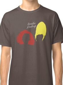 """The AbFab // """"Sweetie Darling"""" Classic T-Shirt"""