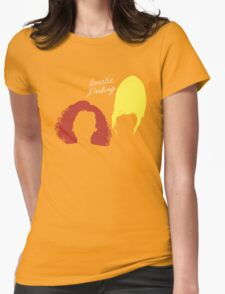 """The AbFab // """"Sweetie Darling"""" Womens Fitted T-Shirt"""