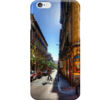 Old Streets of Madrid iPhone Case/Skin