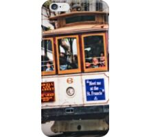 Frisco Cable Car iPhone Case/Skin