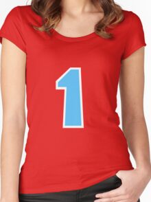 The Mayor Women's Fitted Scoop T-Shirt