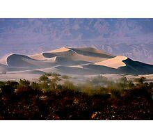 Sculptured  Dunes Photographic Print