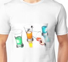 The Accident Of Diving Unisex T-Shirt