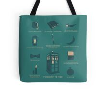 Doctor Who | Items Tote Bag