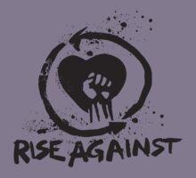 Rise Against Kids Clothes