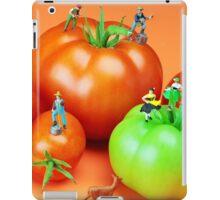 Tomato Harvest iPad Case/Skin