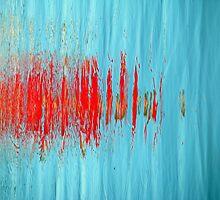 Slash of Red by Kitsmumma