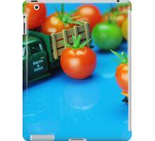 Tomato Business iPad Case/Skin