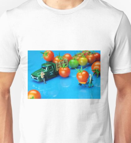 Tomato Business Unisex T-Shirt