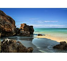 Shell Beach, South Australia Photographic Print